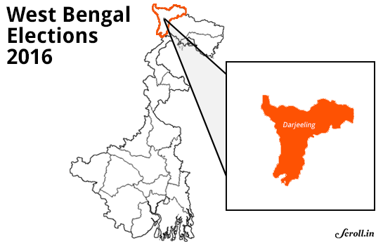 Why Gorkhaland is still a hot issue in Darjeeling when azadi from