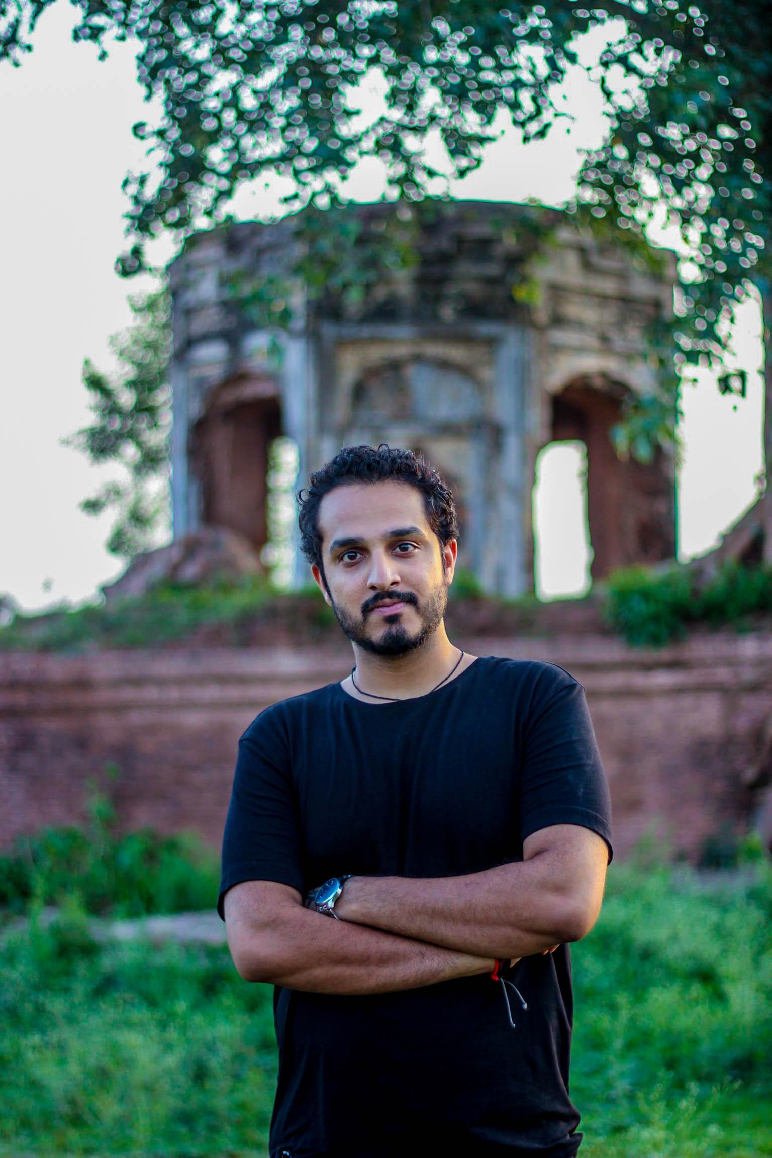 Haroon Khalid. Image credit: Danish Ali Latif