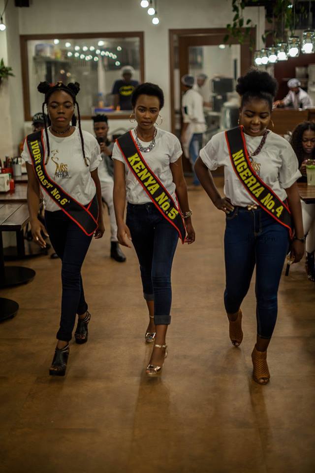 Photo credit: The Miss Africa Bangalore/Facebook