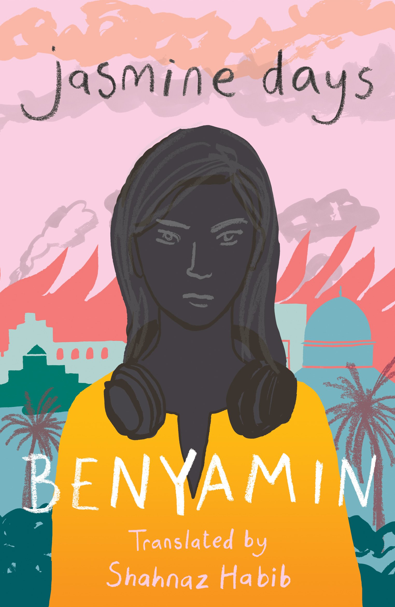 With his new novel 'Jasmine Days', Benyamin once again
