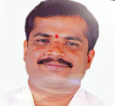 CN Srinivas was killed by a rival land dealer, the police say.