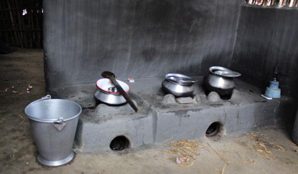 अरविमा बेगम का रसोई घर