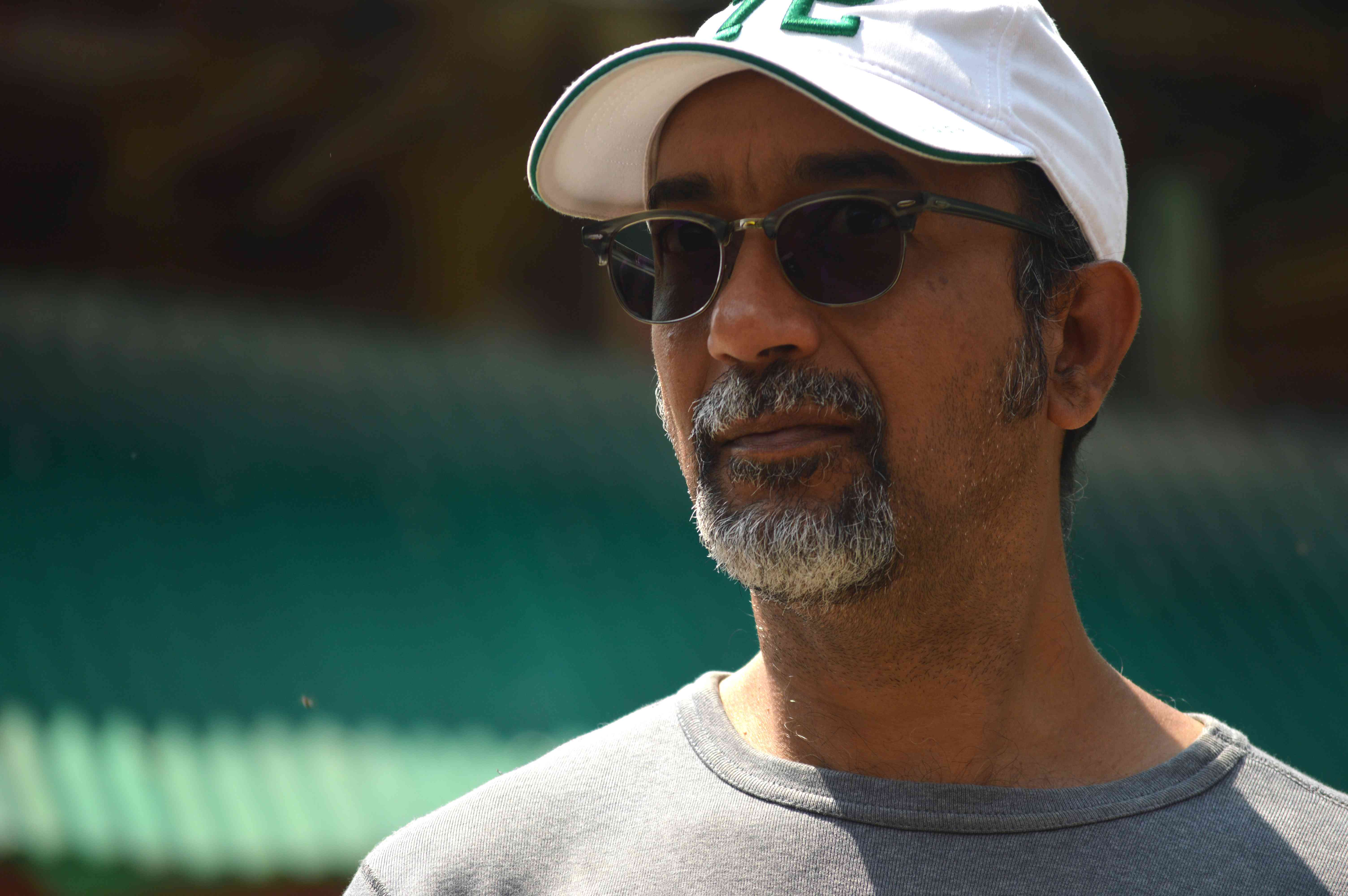 Aijaz Khan.