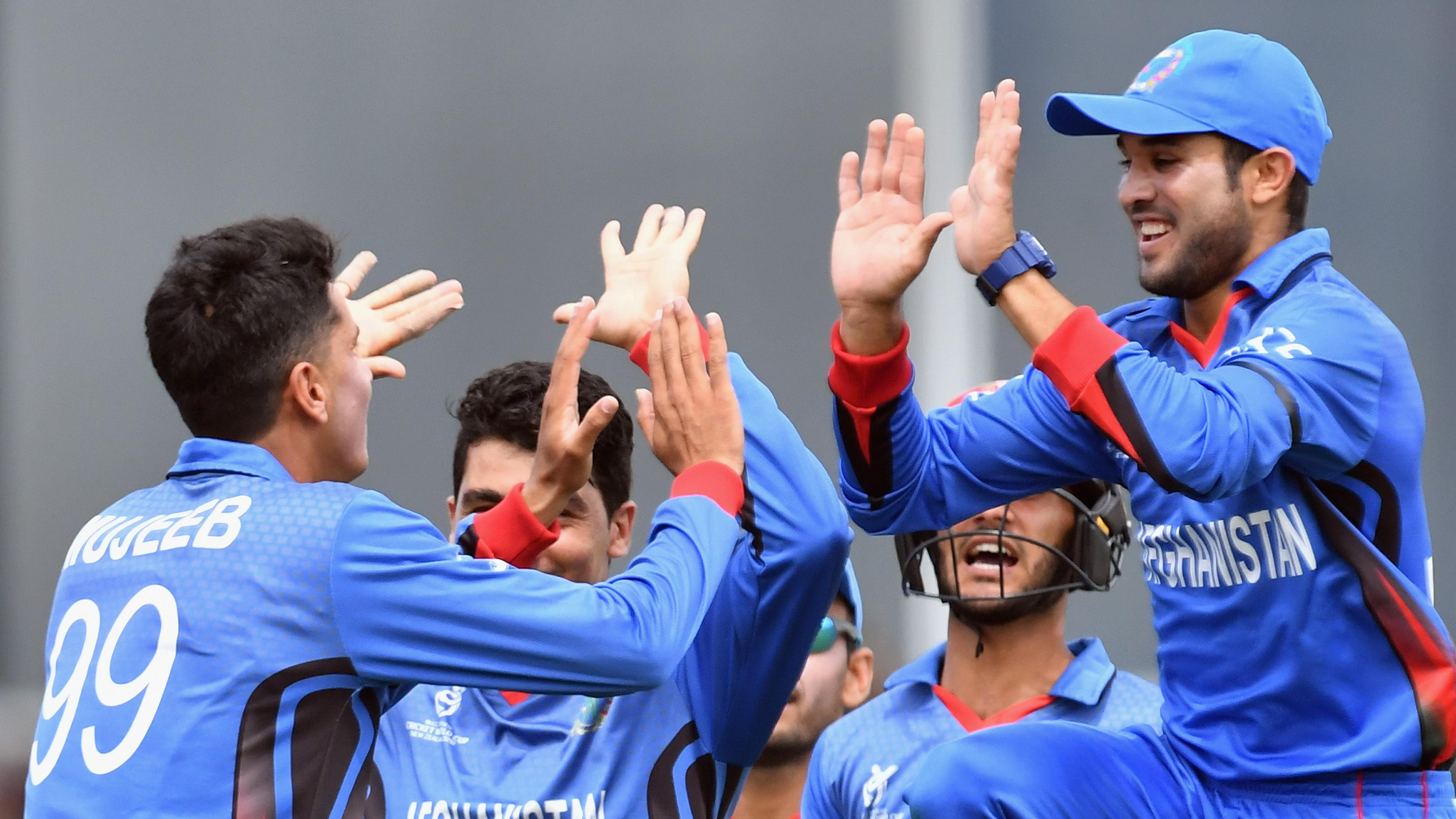 Afghanistan's underdog tag should have been put in the shredder and its pieces burnt after they beat Pakistan (Image: ICC)