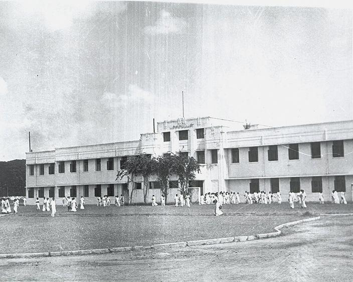 Archival image of Pachaiyappa's College. (Photo credit: Pachaiyappa's College via Facebook).