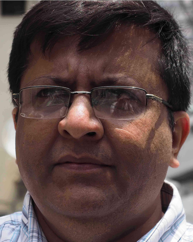 Pankaj Rishi Kumar.