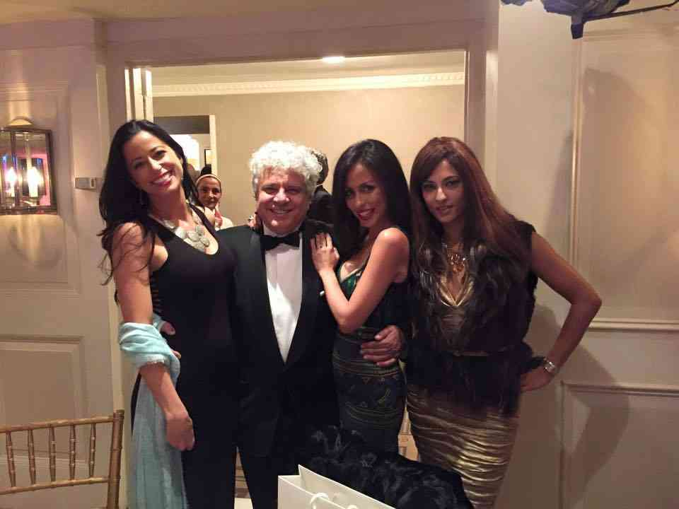 """The Award Night at The Carlyle"". Image courtesy: Facebook/Suhel Seth. October 18, 2015"