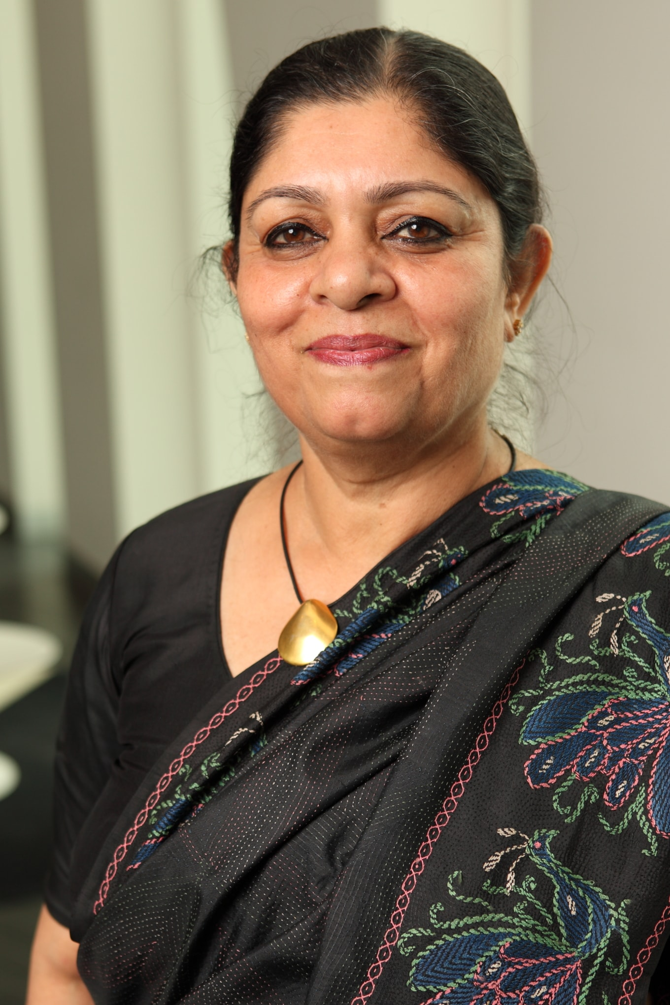 Poonam Muttreja, executive director of Population Foundation of India.