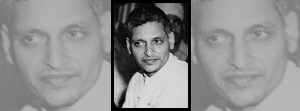 Nathuram Godse shot Mahatma Gandhi dead on January 30, 1948.