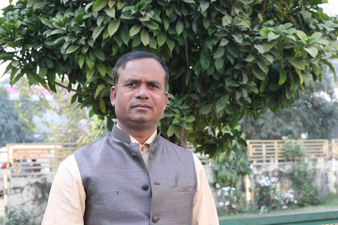 Mohammad Shakeel has been teaching at a madrassa in Bareilly since 2003.