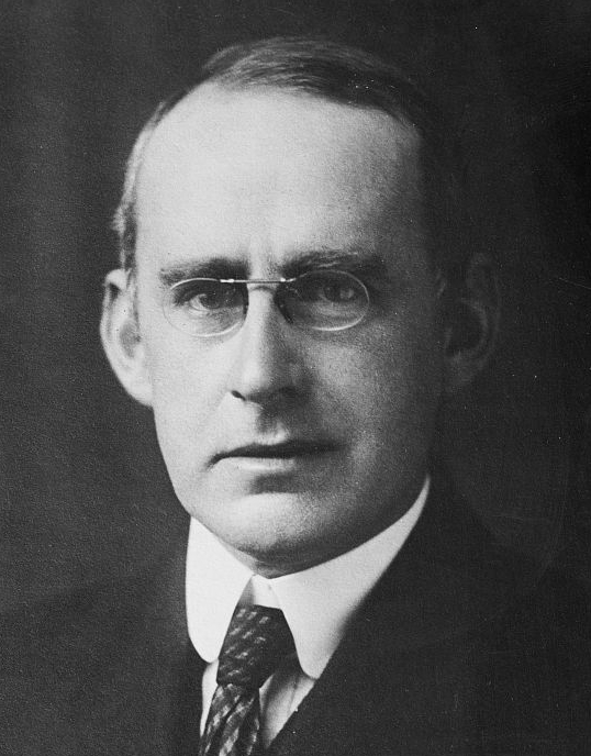 English astrophysicist Sir Arthur Stanley Eddington (1882–1944). Photo credit: Wikimedia Commons PD US