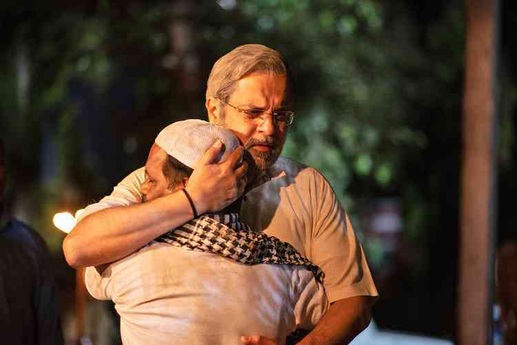 A still from Modi: Journey of a Common Man. Courtesy Eros Now.