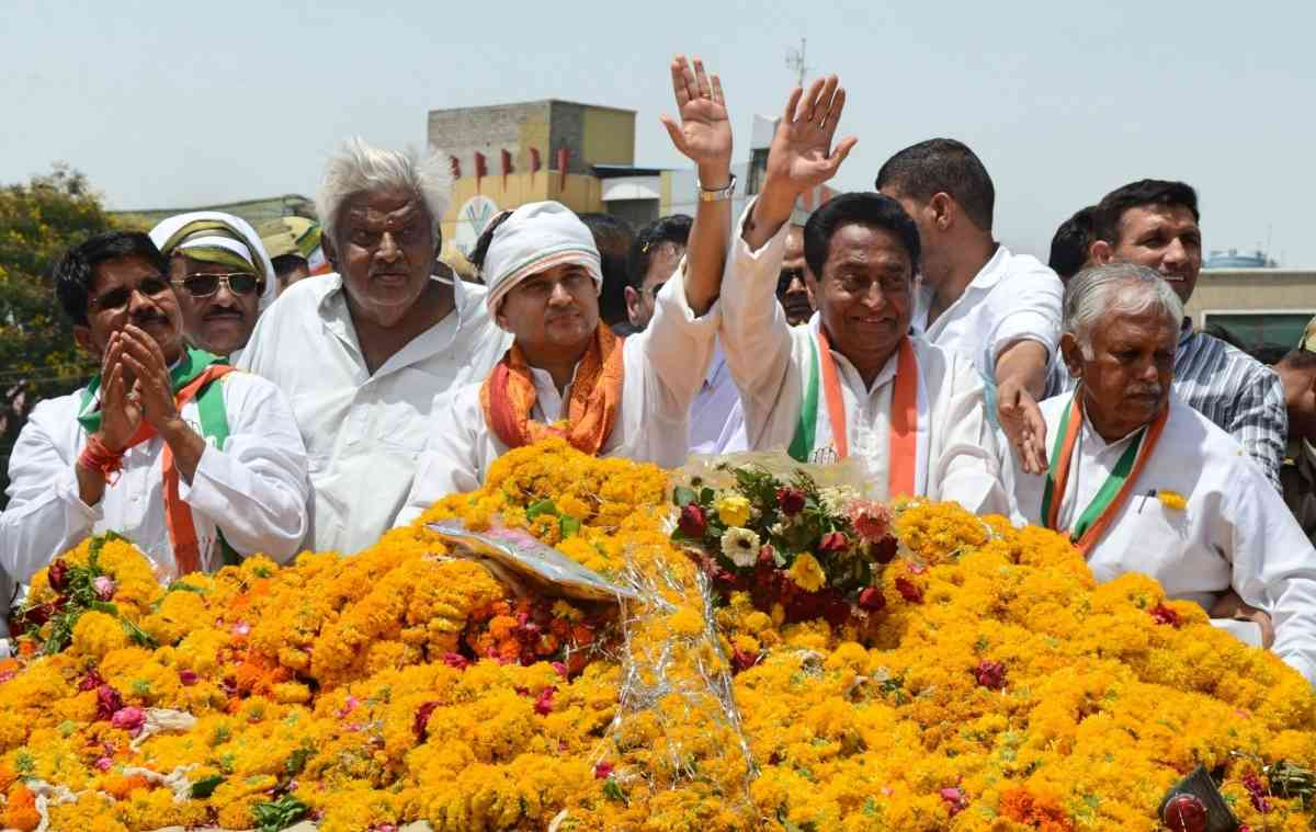 The Congress improved its tally in five of Madhya Pradesh's six regions. (Credit: IANS)