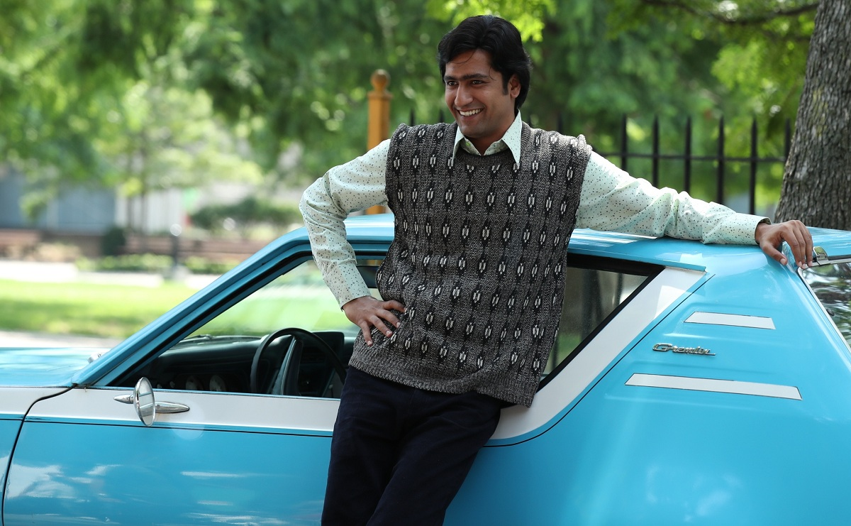 Vicky Kaushal in Sanju Image courtesy: Rajkumar Hirani Films/Vidhu Vinod Chopra Films/Fox Star Studios.