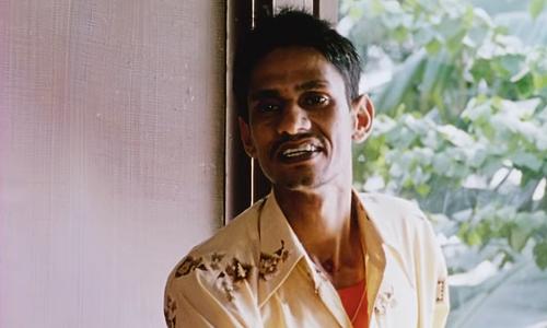 Vijay Raaz in Monsoon Wedding (2001). Courtesy Mirabai Films.