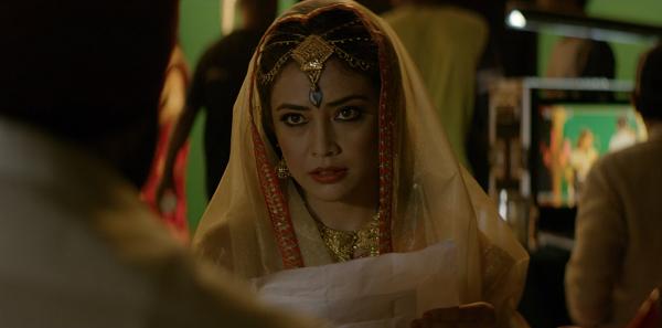 Geetanjali Thapa as Nayanika Sehgal. Credit: Netflix.