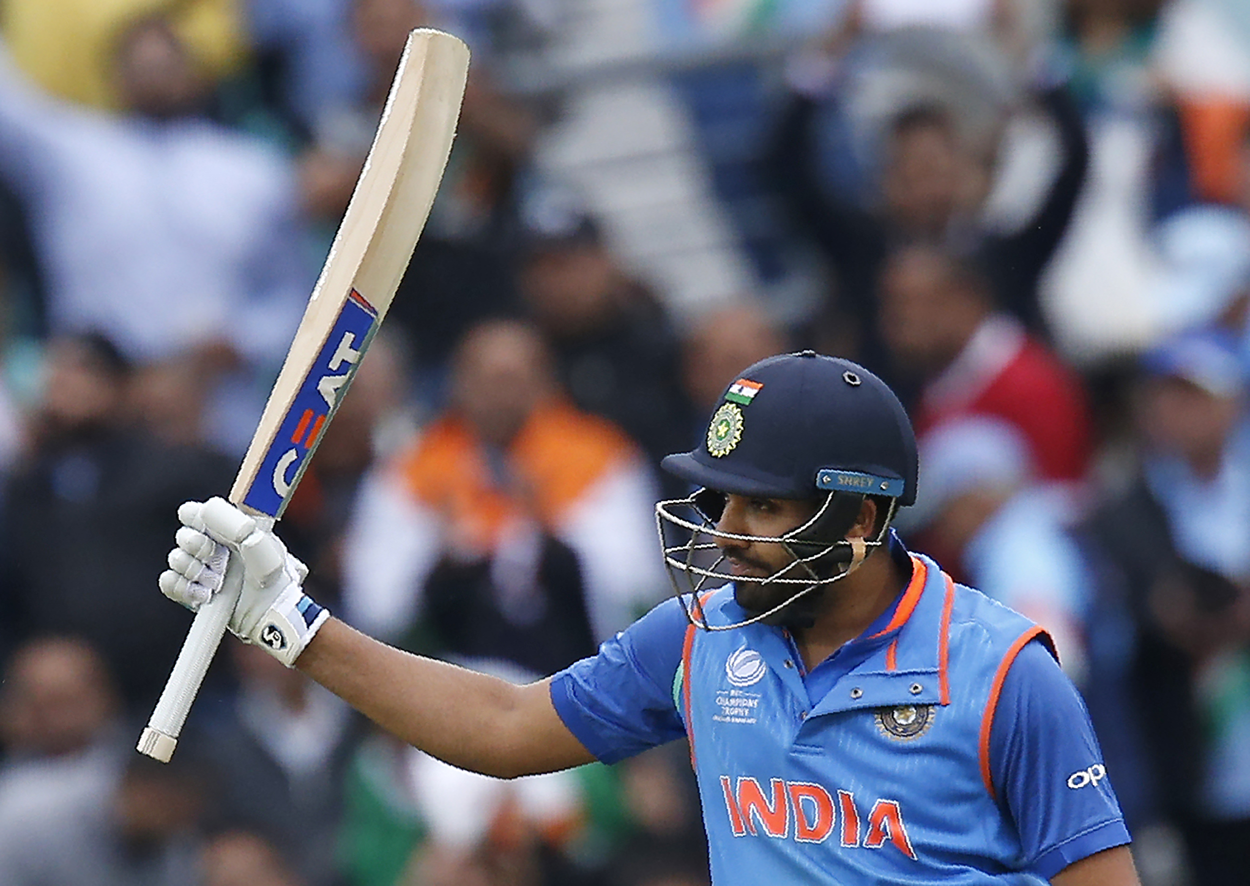 Rohit Sharma's India comeback is going quite well. Photo: AFP.