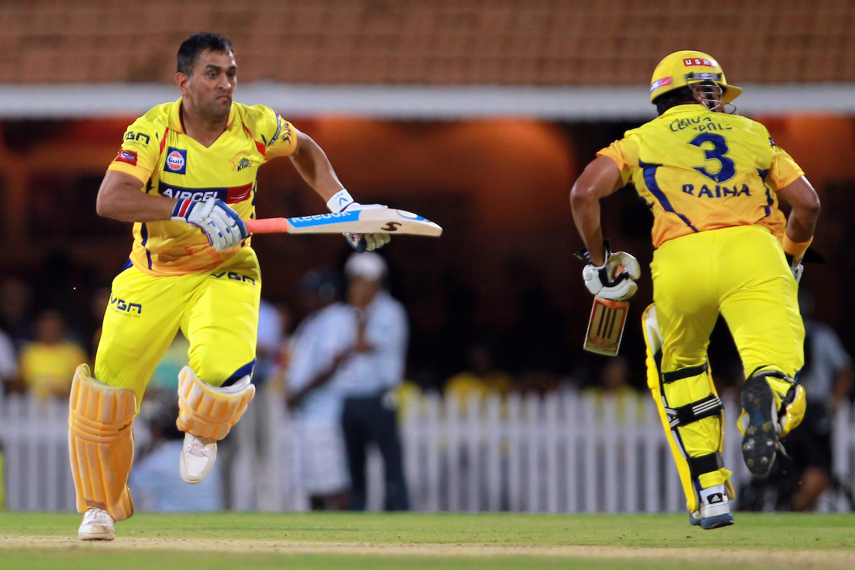 MS Dhoni and Suresh Raina were expectedly retained (Image: Jacques Rossouw/IPL/Sportzpics)
