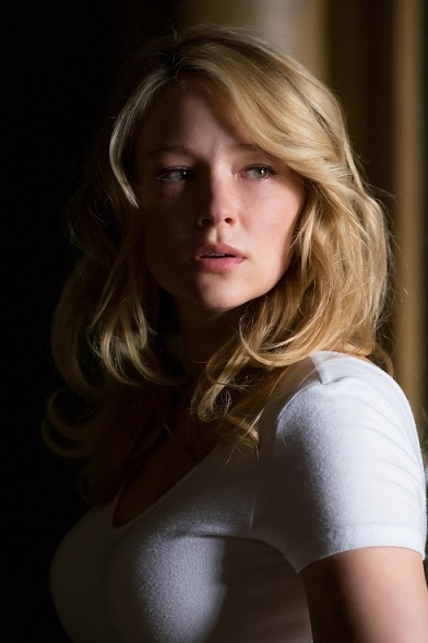 Haley Bennett in 'The Girl on the Train'.