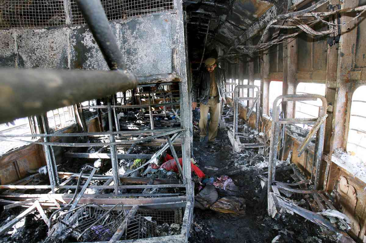 Sixty-eight people were killed in the Samjhauta blasts in February 2007. (Photo credit: AFP).
