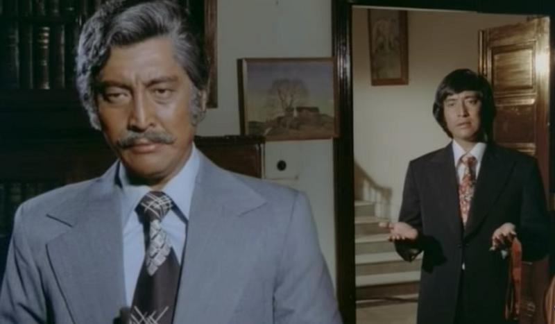 Danny Denzongpa in Bulundi (1981).