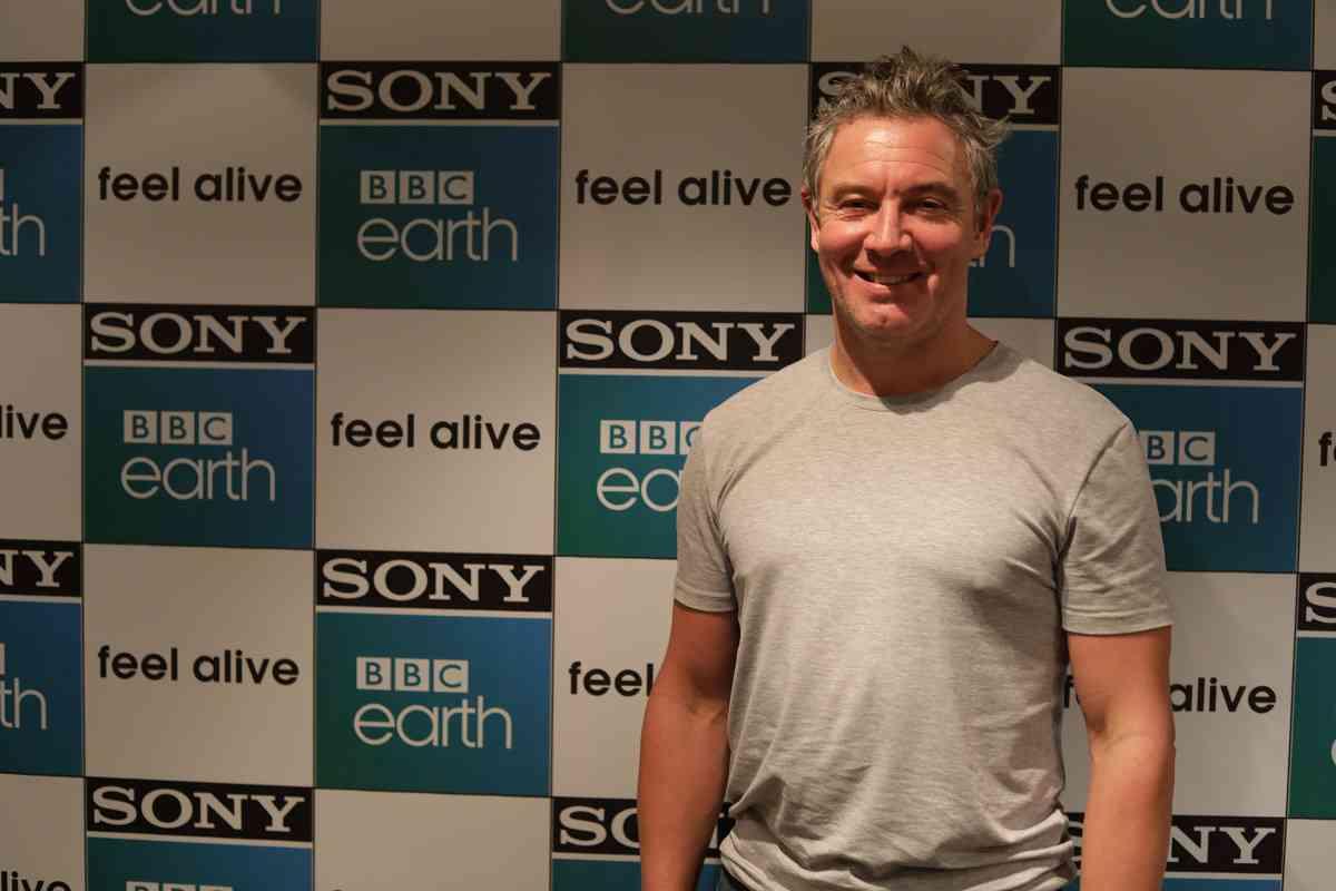 Jonathan Keeling. Courtesy Sony BBC Earth.
