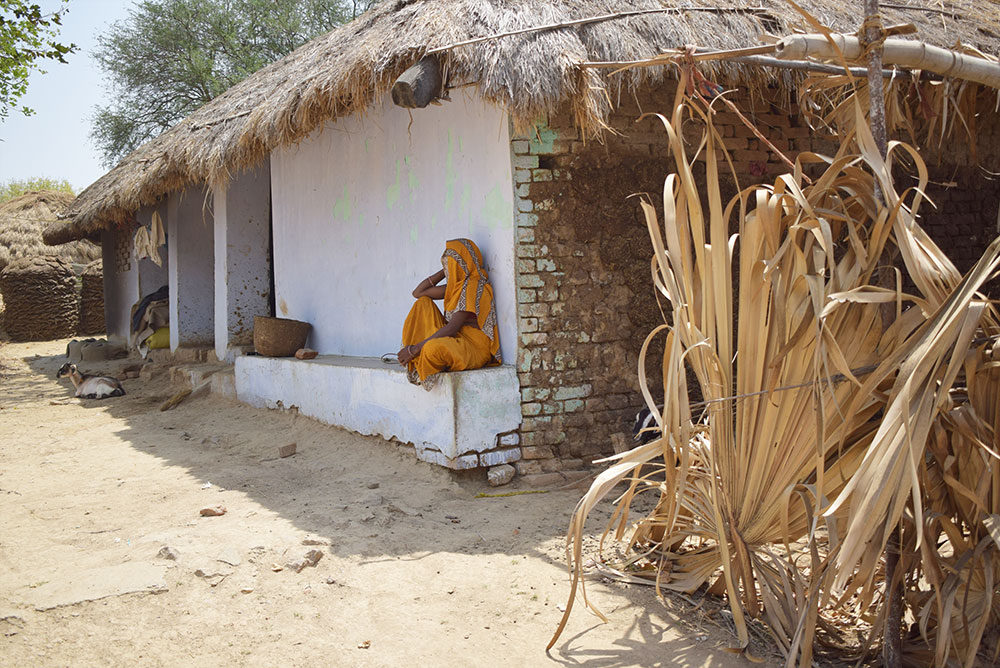 """They've sold us out,"" said a woman in a Dalit colony outside the village of Sondiha, referring to large land-holders and outsiders who had accepted compensation from Adani. ""What choice do we have? Where do they expect us to go?"""