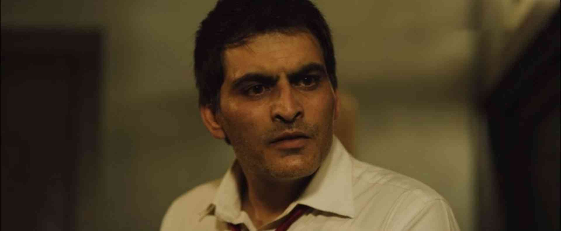Manav Kaul in Ghoul. Courtesy Netflix.