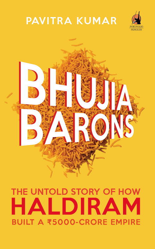 Meet the most notorious member of the Haldiram Bhujiawala family
