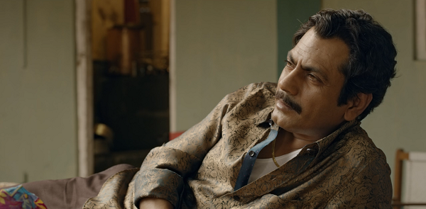 Nawazuddin Siddiqui as Ganesh Gaitonde in Sacred Games. Courtesy Netflix.