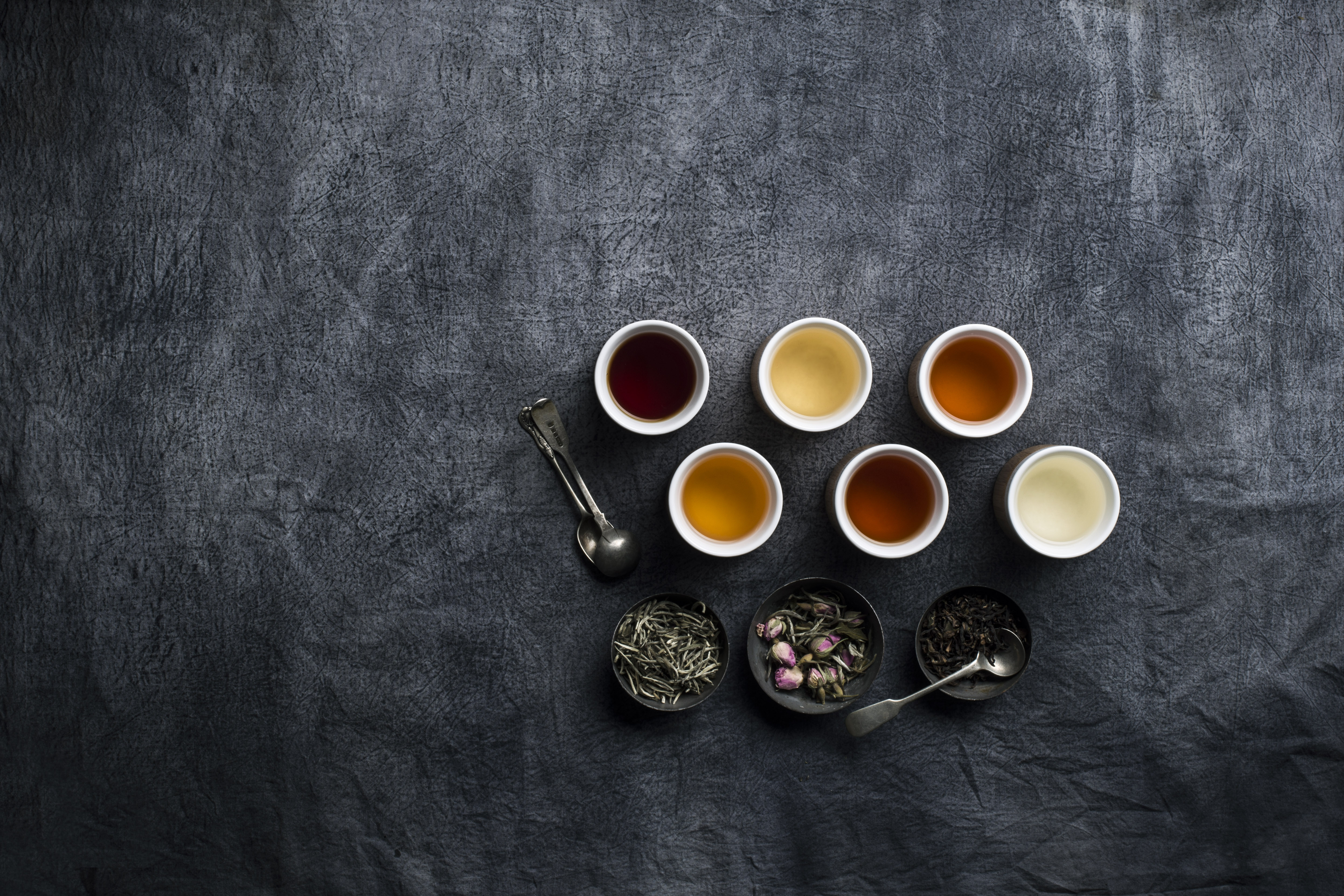Delicate flavours come alive in single-origin teas