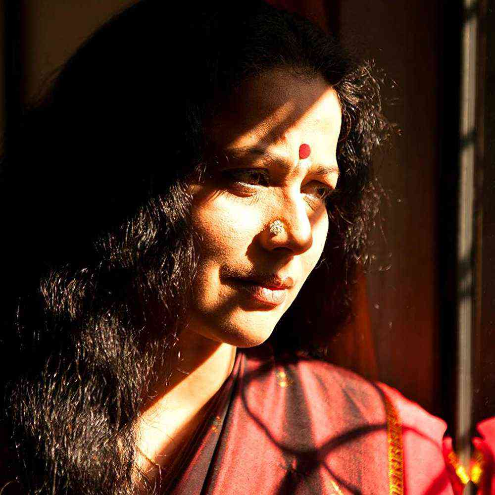 Mona Ambegaonkar in Evening Shadows. Courtesy Solaris Pictures.