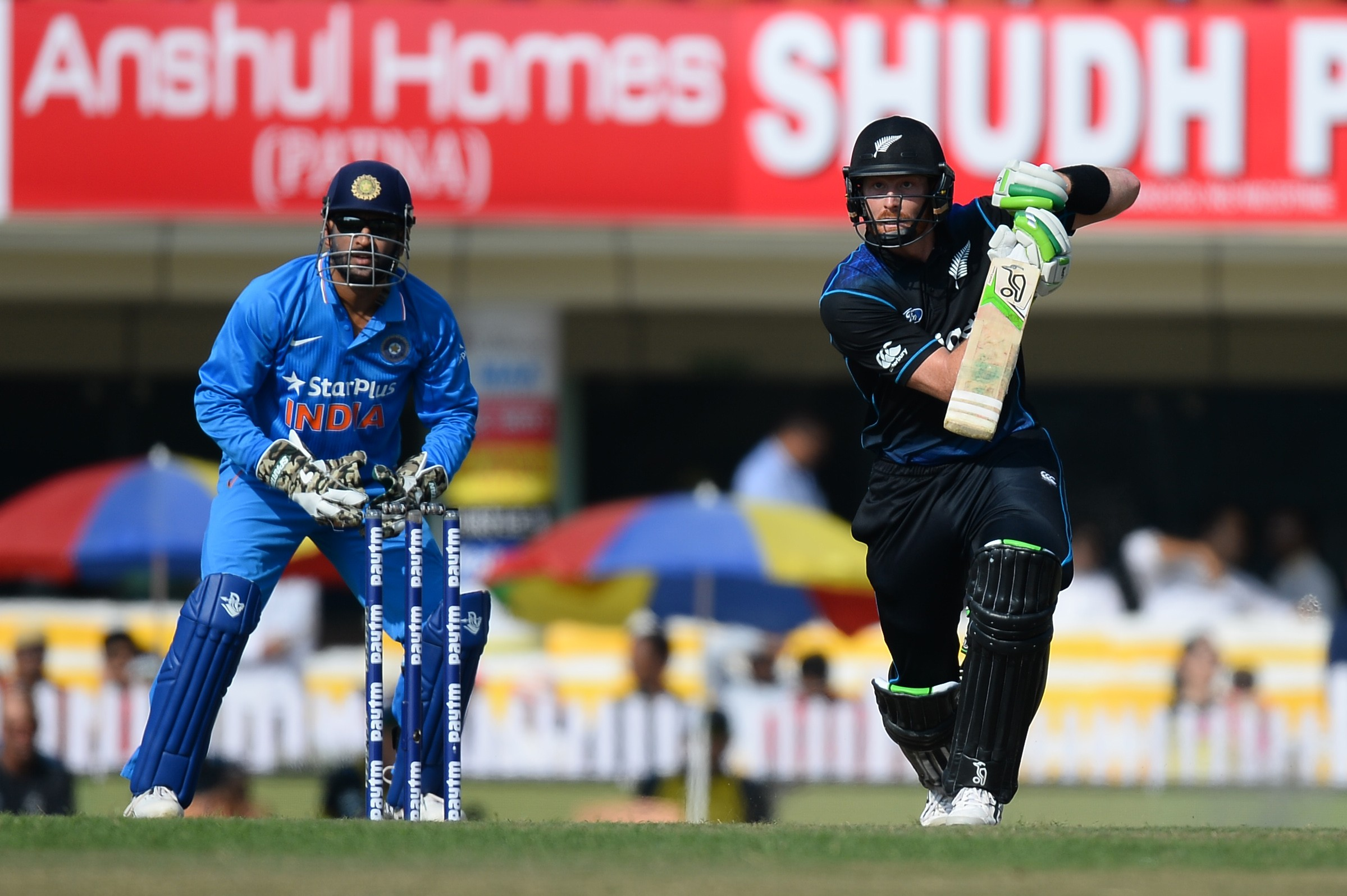 New Zealand gave India a scare in the ODI series (Image credit: AFP)