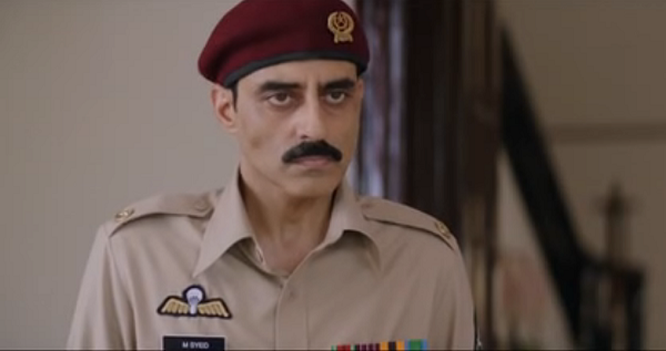 Ashwath Bhatt in Raazi (2018). Courtesy Dharma Productions/Junglee Pictures.