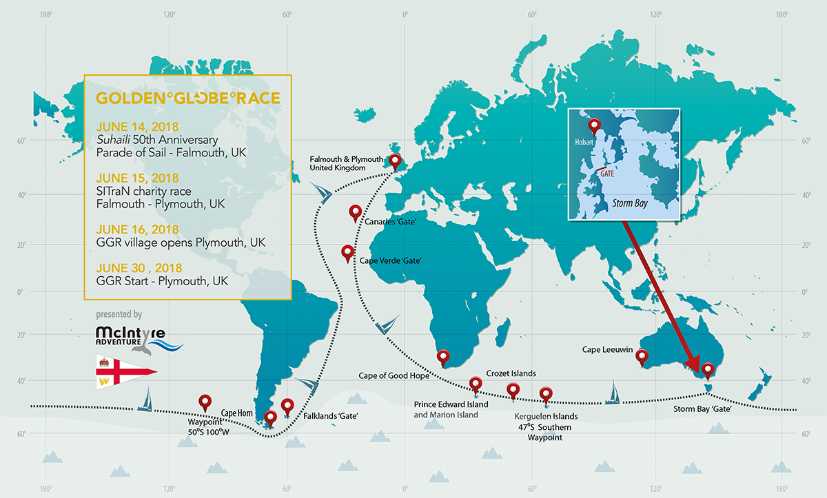 Image credit: Golden Globe Race