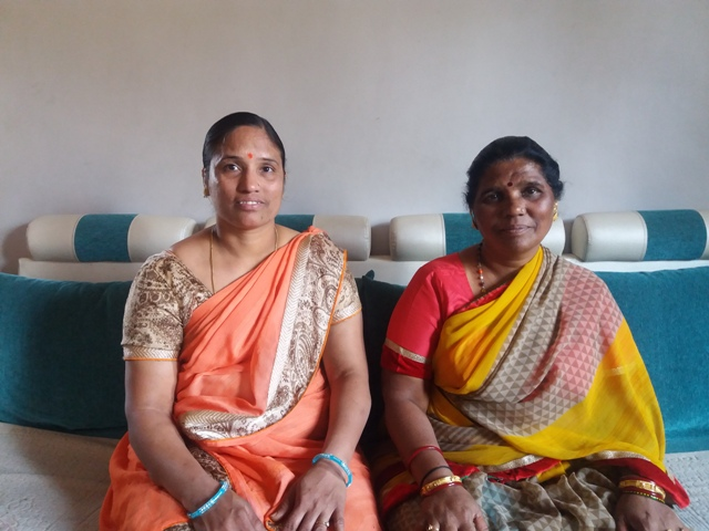 Both Anita and Leela were subjected to the virginity test when they were married. Photo credit: Aarefa Johari
