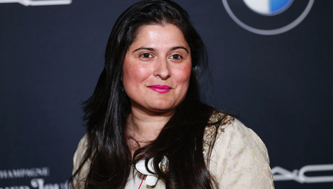 Oscar-winning documentary filmmaker Sharmeen Obaid-Chinoy was trolled when she tweeted that her sister had received a Facebook request from a doctor and called this harassment. (Credit: Reuters)
