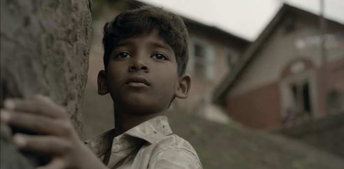Sunny Pawar in Sacred Games. Courtesy Netflix.