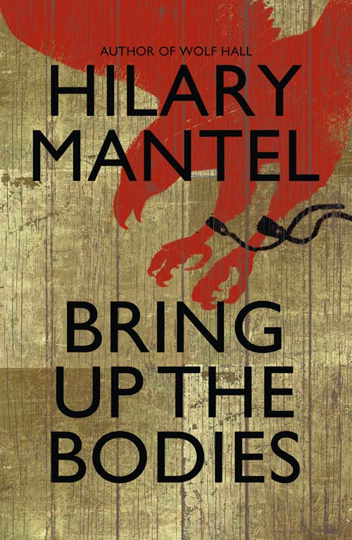 'Bring up the Bodies' won the Booker Prize in 2012.