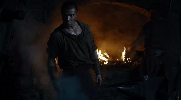 Gendry (Joe Dempsie) in Game of Thrones. Courtesy HBO.