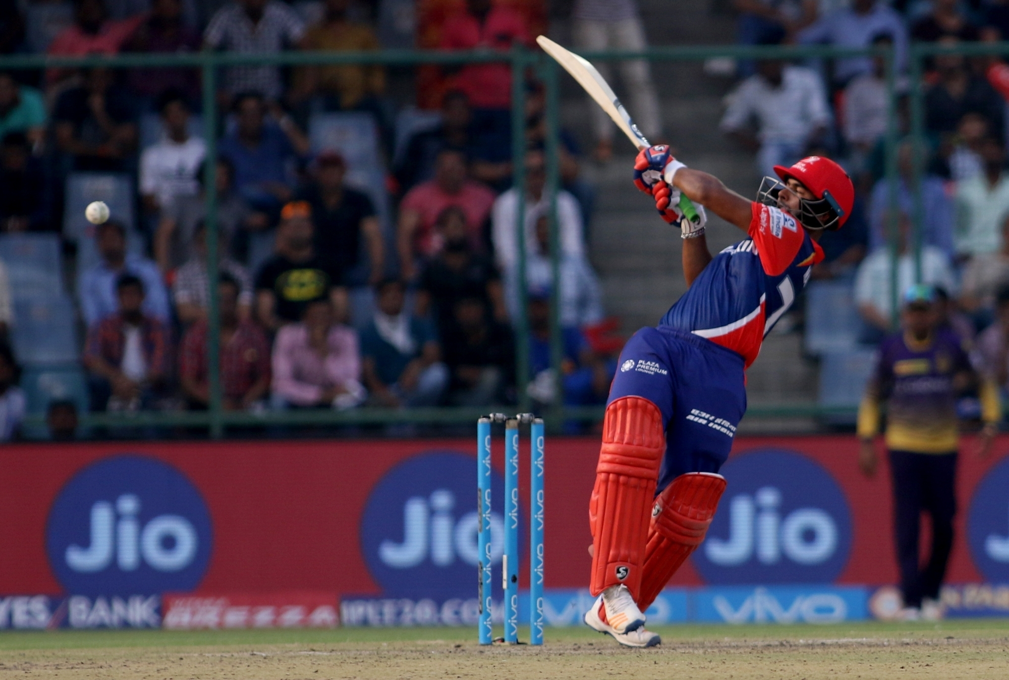 Rishabh Pant played for Delhi Daredevils three days after his father's death (IANS)