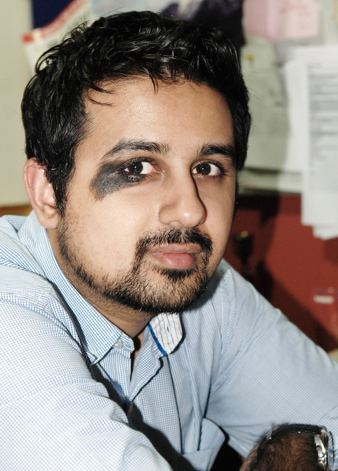 Jatin Varma, founder of Comic Con, India.