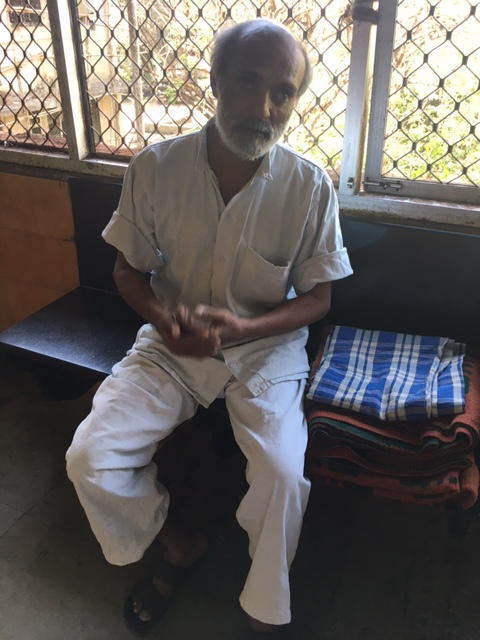 Mohammad Balwan's surgery has been postponed while doctors go on mass leave. (Photo: Priyanka Vora)