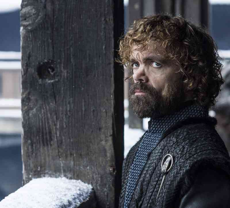 Peter Dinklage as Tyrion Lannister. Courtesy HBO.