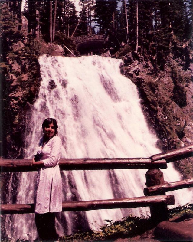 Submitted by Chitra Divakaruni at Mount Rainier. Image courtesy: South Asian American Digital Archive.