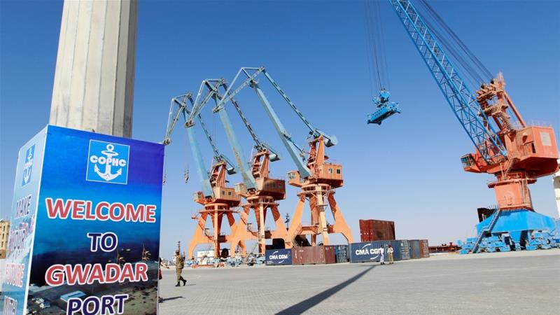 The Pakistani newspaper Dawn recently questioned the benefits from the China-Pakistan Economic Corridor, a mega project linking Gwadar port with Xinjiang in China. (Credit: Caren Firouz / Reuters)