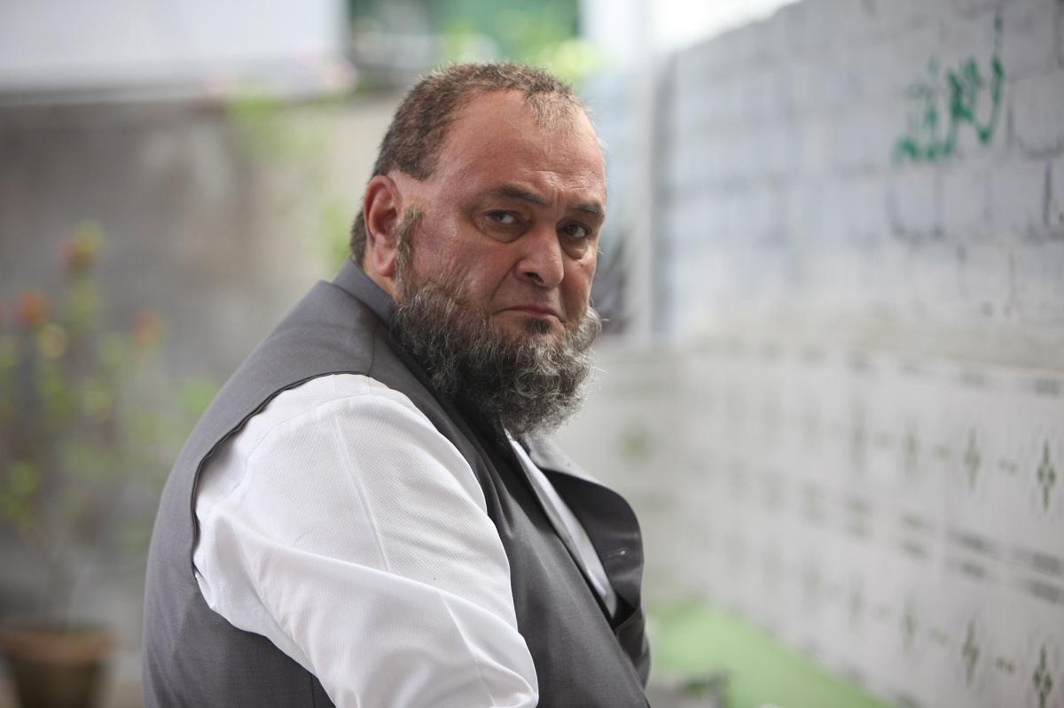 Rishi Kapoor in Mulk. Courtesy Benaras Mediaworks.