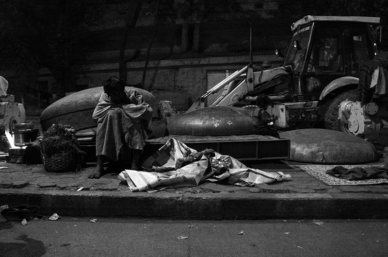 The homeless have been the most dispensable population in Mumbai. Homeless families in Matunga have faced multiple rounds of evictions, with the latest one moving them from the perceived safety of a flyover to an open bus depot nearby. These families say they live at the mercy of officials who are kind enough to allow them to stay. But it won't be long before they are displaced again, all in the name of development and beautification.