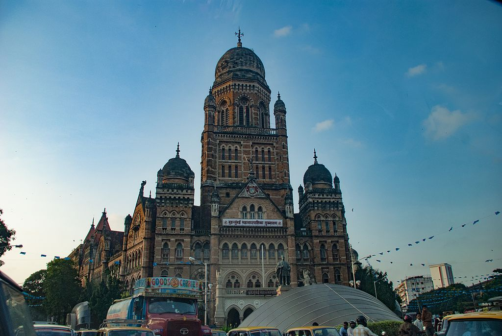 The Brihanmumbai Municipal Corporation is India's richest civic body. [Credit: Wikimedia Commons]