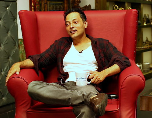 Sujoy Ghosh. Courtesy India Film Project.
